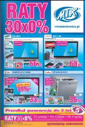 MixElectronics Gazetka Promocyjna