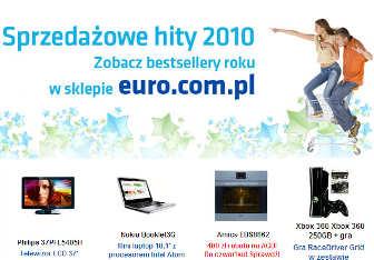Sprzedażowe hity Euro.com.pl