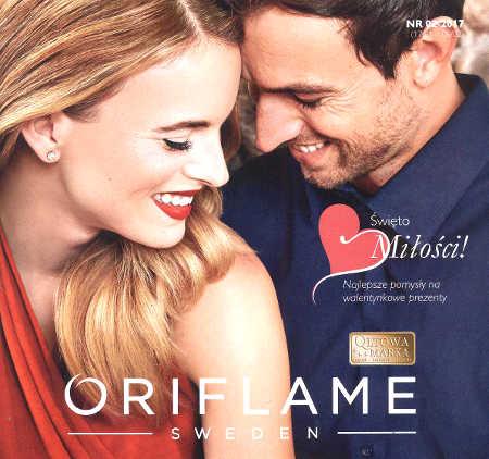 Oriflame katalog promocyjny nr 2 2017