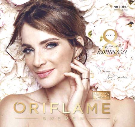 Oriflame katalog promocyjny nr 3 2017