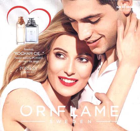 Oriflame katalog promocyjny nr 2 2018