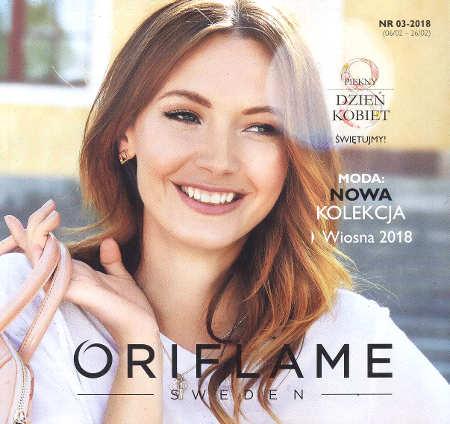 Oriflame katalog promocyjny nr 3 2018