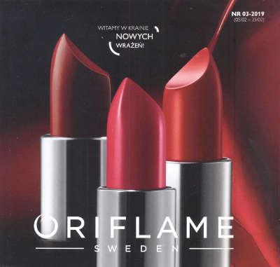 Oriflame katalog promocyjny nr 3 2019