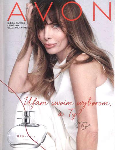 Avon Katalog promocyjny Nr 3 2020