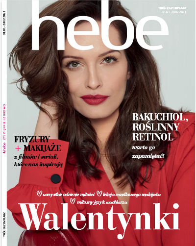Hebe Magazyn promocyjny