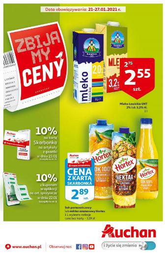Auchan Gazetka promocyjna