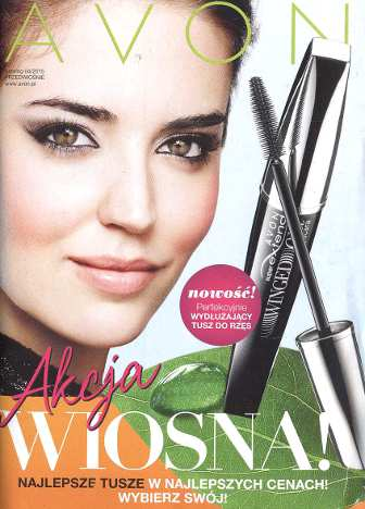 Avon Katalog Promocyjny Nr 4 2015