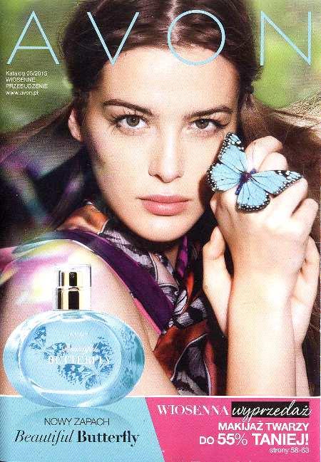 Avon Katalog Promocyjny Nr 5 2015
