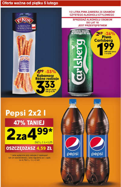 Lidl Hity na weekend