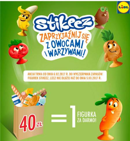 Lidl Stikeez