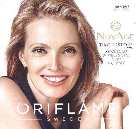 Oriflame katalog promocyjny nr 4 2017