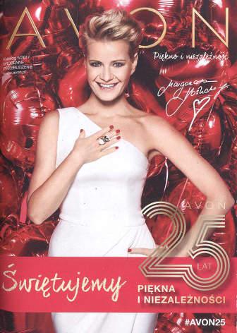 Avon Katalog promocyjny Nr 5 2017