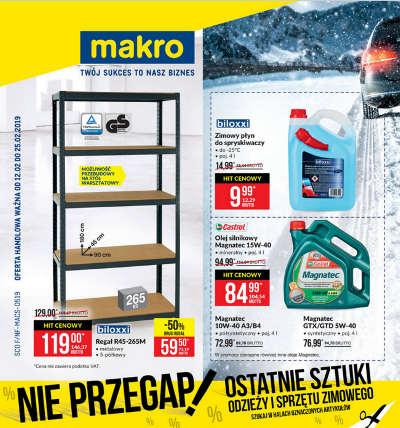Makro Gazetka Promocyjna