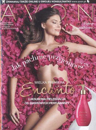 Avon Katalog promocyjny Nr 4 2019