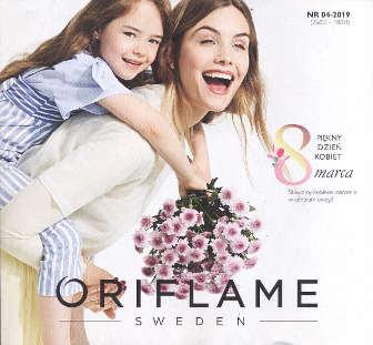 Oriflame katalog promocyjny nr 4 2019