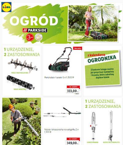 Lidl Ogród