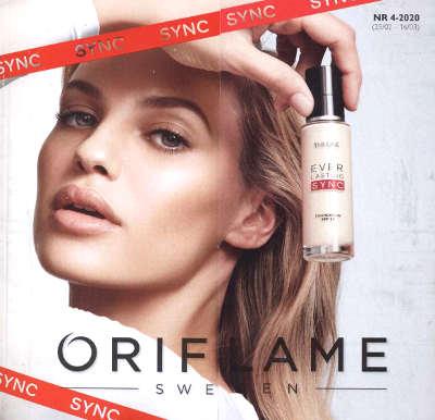 Oriflame katalog promocyjny nr 4 2020