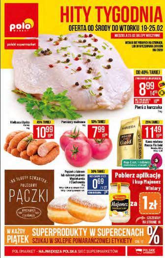 Polomarket gazetka promocyjna