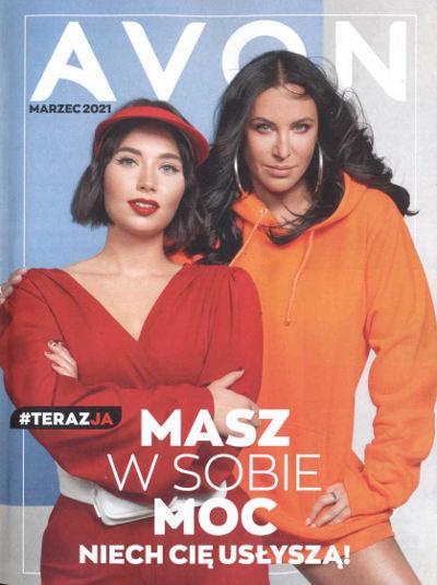 Avon Katalog promocyjny Nr 3 2021