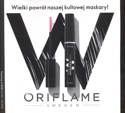 Oriflame katalog promocyjny nr 4 2021