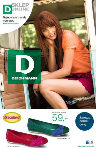 Deichmann - Gazetka promocyjna
