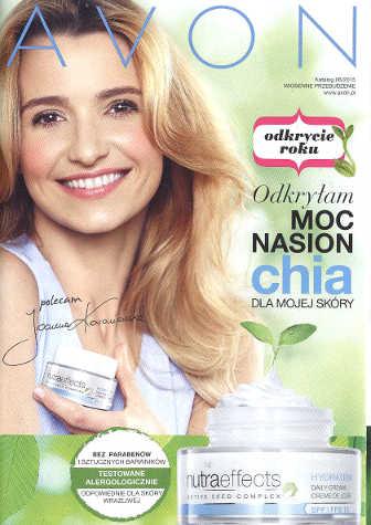 Avon Katalog Promocyjny Nr 6 2015