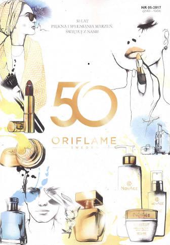 Oriflame katalog promocyjny nr 5 2017