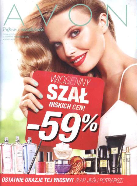 Avon Katalog promocyjny Nr 6 2017