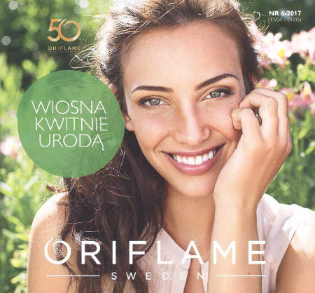 Oriflame katalog promocyjny nr 6 2017