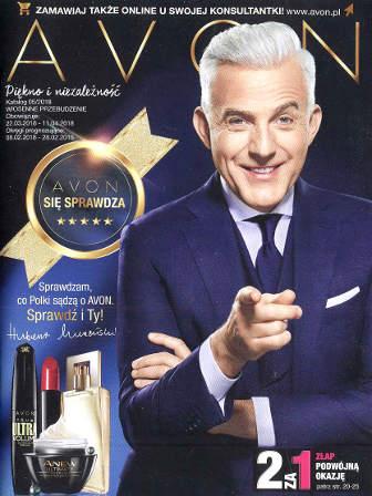 Avon Katalog promocyjny Nr 5 2018