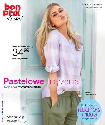 BonPrix Katalog Marzec kwiecień 2018