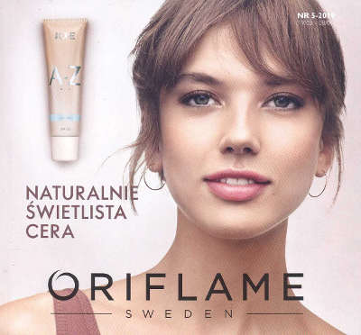 Oriflame katalog promocyjny nr 5 2019