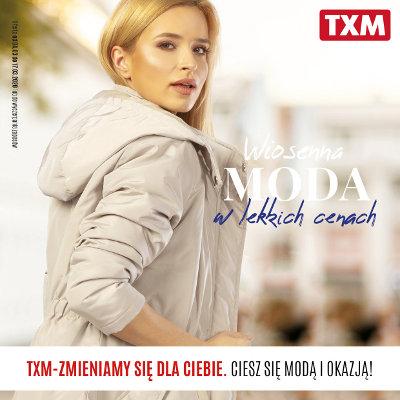 TXM Gazetka promocyjna
