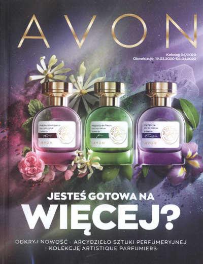 Avon Katalog promocyjny Nr 5 2020