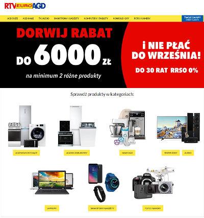 RTV EURO AGD Promocja