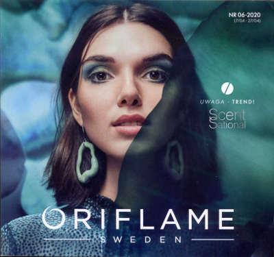 Oriflame katalog promocyjny nr 6 2020