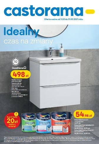 Castorama Gazetka promocyjna