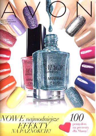 Avon Katalog Promocyjny Nr 7 2015