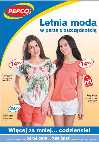 Promocje Pepco