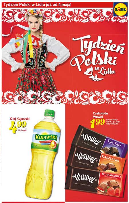Lidl Tydzień polski