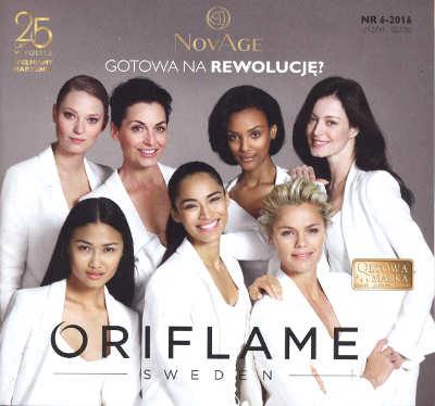 Oriflame katalog promocyjny nr 6 2016