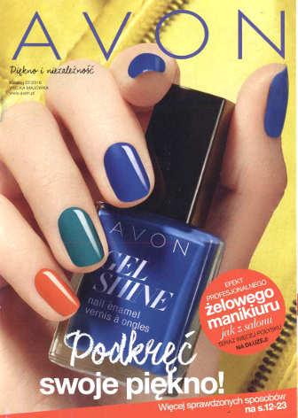 Avon Katalog promocyjny Nr 7 2016