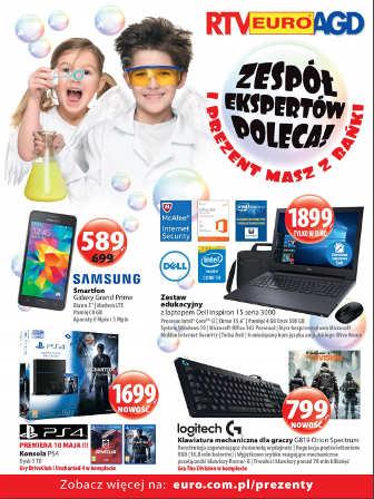 RTV EURO AGD Katalog promocyjny