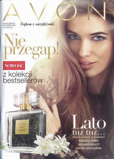 Avon Katalog promocyjny Nr 8 2016