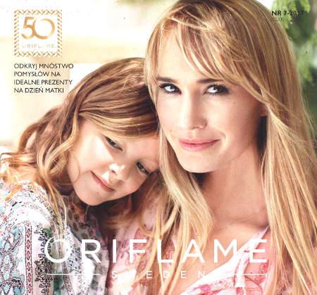 Oriflame katalog promocyjny nr 7 2017