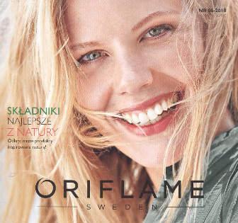 Oriflame katalog promocyjny nr 6 2018