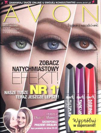 Avon Katalog promocyjny Nr 7 2018