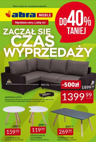 Abra Gazetka promocyjna
