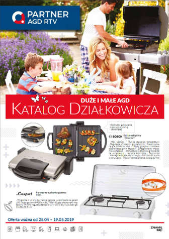 Partner gazetka promocyjna