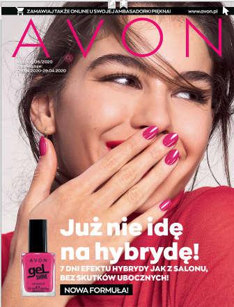 Avon Katalog promocyjny Nr 6 2020